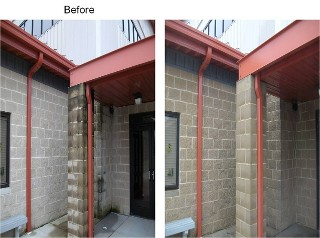 Office And Exterior Building Cleaning Power Washing
