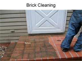 Brick Amp Stone Cleaning And Restoration Sealing